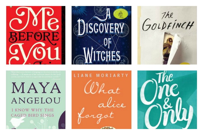 Summer Reading Picks 2014